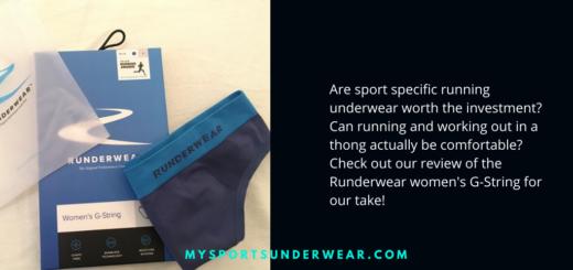Runderwear G string thong running underwear