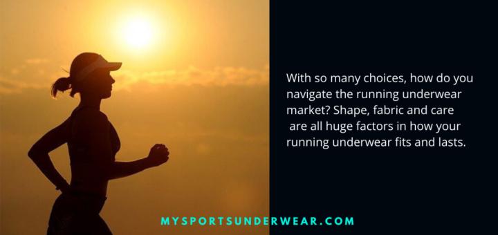 women's running underwear