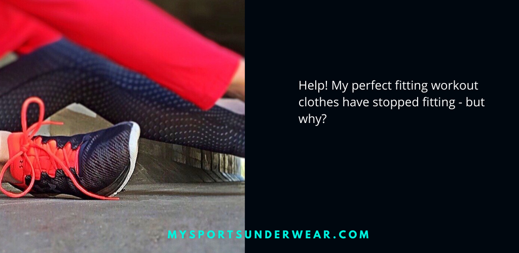 women's athletic wear - perfect fit